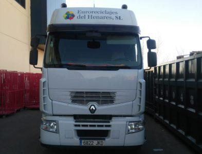 Transportista de Residuos